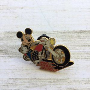 Walt Disney World Mickey Mouse Driving Motorcycle